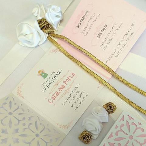 Flor de invitación (Participaciones)