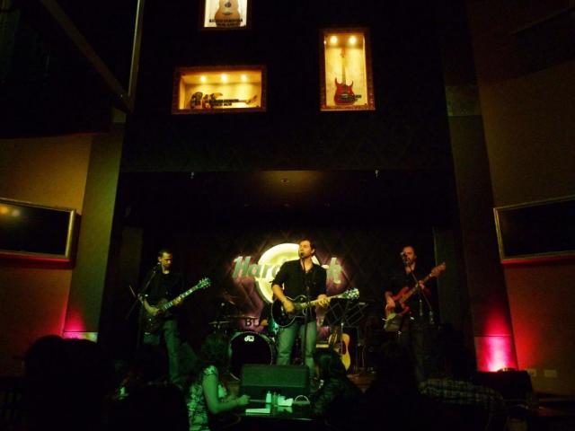 Hard Rock Café y sus guitarras míticas