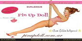 Logo Pin Up Doll- Producciones Foto...
