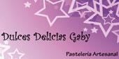 Logo Dulces Delicias Gaby