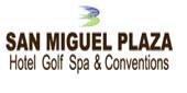 San Miguel Plaza Hotel, Salones de Hoteles