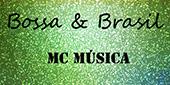 Logo Bossa & Brasil MC Música