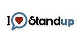 Logo I Love Stand Up - El Stand Up ...