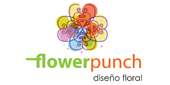 Logo Flowerpunch Ambientaciones