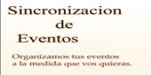 Logo Sincronizacion de Eventos