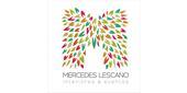 Mercedes Lescano, Ambientación y Centros de Mesa