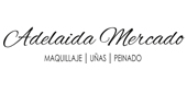 Logo Adelaida Mercado Makeup & Hair...