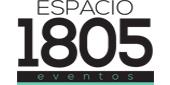Logo Espacio 1805 Eventos