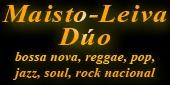MAISTO-LEIVA DUO, Shows Musicales, Buenos Aires