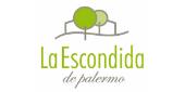 Logo La Escondida de Palermo