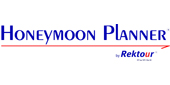 Logo HONEYMOON PLANNER® by Rektour...
