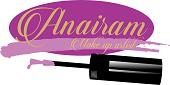 Logo Anairam Make up Artist