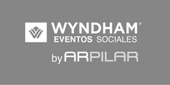 Logo Wyndham Eventos Sociales by Arpilar Weddings