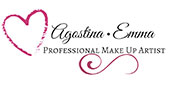 Logo Agostina Emma Make Up Artist