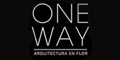Logo ONE WAY Flores