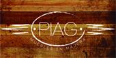 Logo PIAG Muebles en Madera