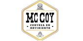 Logo Mccoy Beertruck
