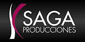 Logo Saga Producciones