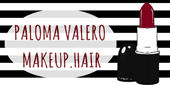 Logo PALOMA VALERO MAKEUP.HAIR