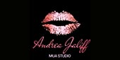 Logo ANDREA JALIFF MAKE UP STUDIO