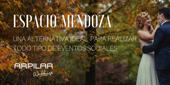 Logo ESPACIO MENDOZA BY AR PILAR