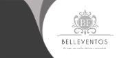 Logo BELLEVENTOS