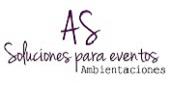 Logo AS Soluciones para Eventos