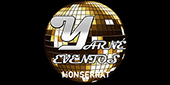 Logo Yarne Eventos - Monserrat