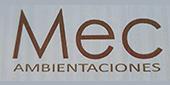 Logo mec ambientaciones