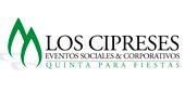 Logo Los Cipreses Eventos