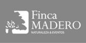 Logo Finca Madero by Arpilar Weddings