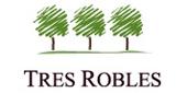 Logo Tres Robles