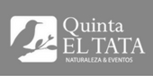 Logo Quinta El Tata by Arpilar Weddings