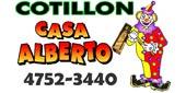 Logo Casa Alberto