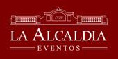 Logo La Alcaldía Eventos