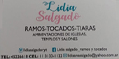 Lidia Salgado, Ramos, Tocados y Accesorios, Buenos Aires