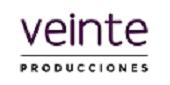 Logo Veinte Producciones