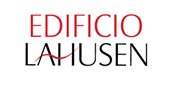Logo Edificio Lahusen by Ambient House Catering