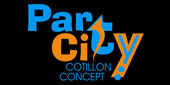 Logo Party City Cotillon Concept