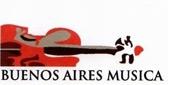 Logo Buenos Aires Música