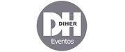 Logo Diher Eventos- Carpas y Equipa...