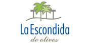 Logo La Escondida de Olivos