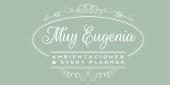 Muy Eugenia, Ambientación y Centros de Mesa, Buenos Aires