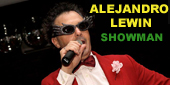 Logo Alejandro Lewin showman