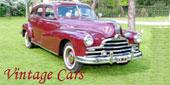 Logo Vintage Cars