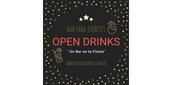 Open Drinks Movil Bar 10% OFF