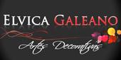 Logo Elvica Galeano