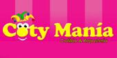 Logo Coty Manía