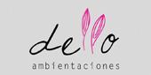 Logo Dello Ambientaciones