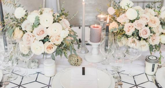Ambientación en casamientos, tips a considerar!